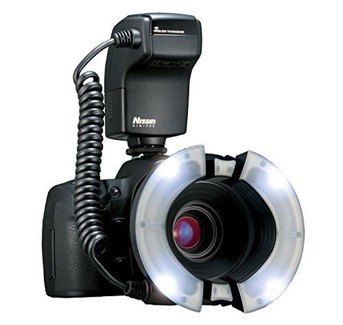 Nissin NI-HMF18C MF18 Ringblitz für Canon