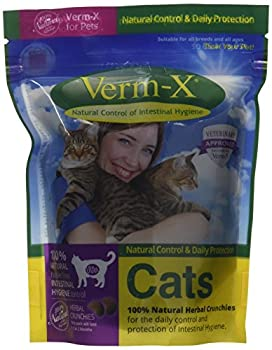 Paddocks Farm Verm-X Treats for Cats 120g