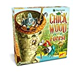 Noris Famillienspiele 601105115 Chickwood Forest