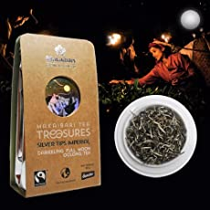 Makaibari Darjeeling Tea since 1857 Silver Tips, 50 grams