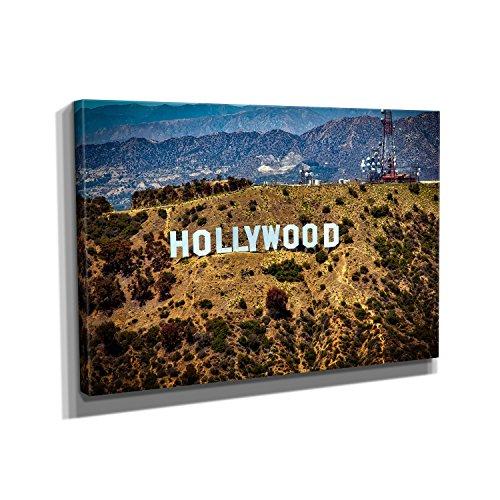 hollywood-hills-kunstdruck-auf-leinwand-20x30-cm-zum-verschonern-ihrer-wohnung-verschiedene-formate-