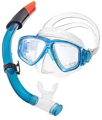 Aqua Lung Tauchset La Costa Pro (Tauchmaske, Schnorchel & Netzbeutel) - Aqua Power