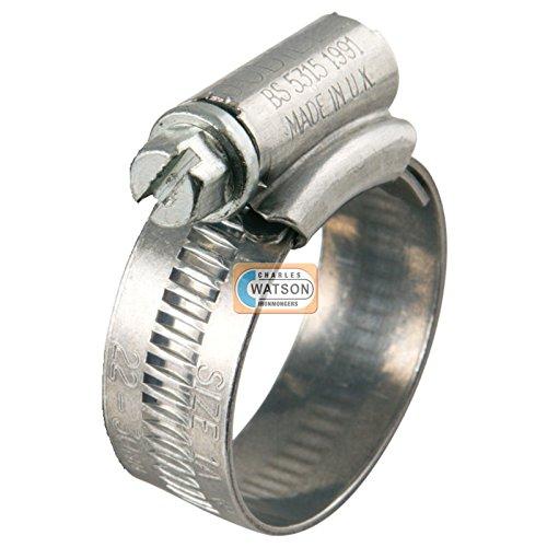genuine-jubilee-clip-00-13-20mm-hose-fuel-clamp-worm-drive-petrol-pipe-line-single
