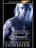 Kissing Steel (Cyborg Seduction Book 2)