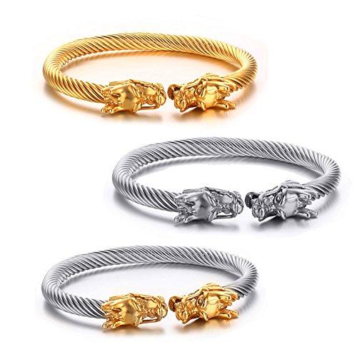 VNOX Jewelry B-095SGR