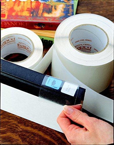 kent-productos-de-vinilo-redondo-antideslumbrante-protector-de-etiqueta-1-1-4-x-3-1-8-en-transparent