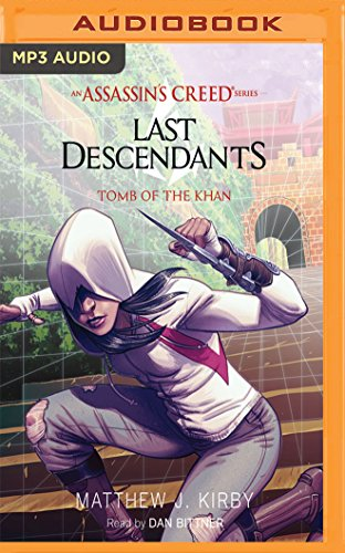 Tomb of the Khan (Assassin's Creed: Last Descendants)