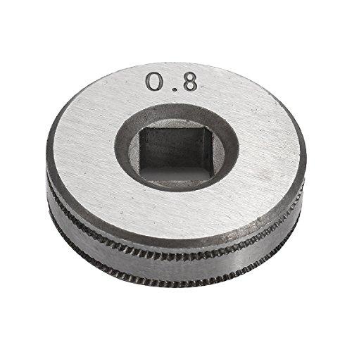 ChaRLes Mig Welding Steel 0,6-0,8 Wire Feed Drive Roller Roll-Schweiß-Zubehör - Drive Sicherheit-roller