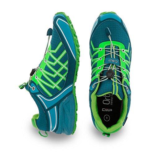 C.P.M. Super X, Chaussures de Trail homme 605Q (denim-river)