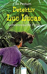 Detektiv Luc Lucas. Geheimnisvolle Fälle. (Big Book).