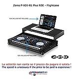 ZOMO XDJ-R1 NSE PLUS - FLIGHTCASE PROFESSIONALE PER IL MIXER XDJ-R1Descrizione prodotto:C'è un ripiano notebook aggiuntivo incluso che può essere utilizzato per il vostro notebook, mouse e altri dispositivi come un processore di effetti o un'...