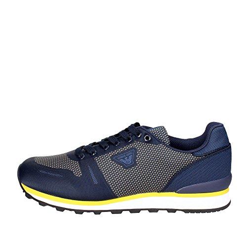 Armani Jeans 935026 Sneakers Uomo Blu
