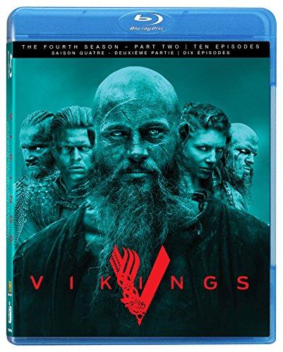 Vikings: Season 4: Part 2 [Blu-ray]