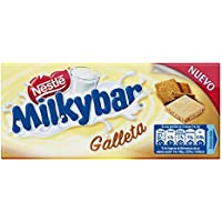 Nestlé Milkybar Chocolate Blanco con Galleta ...