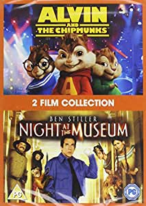 Alvin and the Chipmunks / Night At The Museum [2 DVDs]