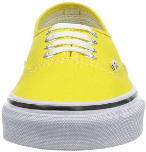 Vans U Authentic Rainbow, Baskets mode mixte adulte Jaune