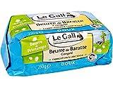 Beurre de printemps surgelé doux - 250 g