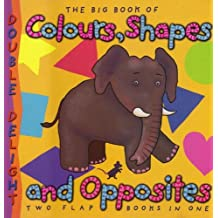 Colours, Shapes and Opposites (Double Delight) by Mary Novick (2003-10-29)