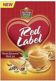 Brooke Bond Red Label Masala Loose Tea, 200 gm