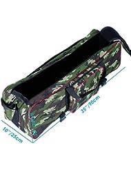 """Neewer® 35""""x10""""x10""""/90x25x25 cm Photo Studio Equipment Grand Sac de Transport avec Sangle pour Trépied de Lumière et Photographie Kit d'Eclairage (camouflage)"""