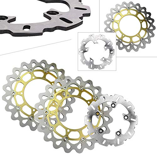 gzyf Bremsscheibe vorne Rotoren für Yamaha YZF R120042005200604-06