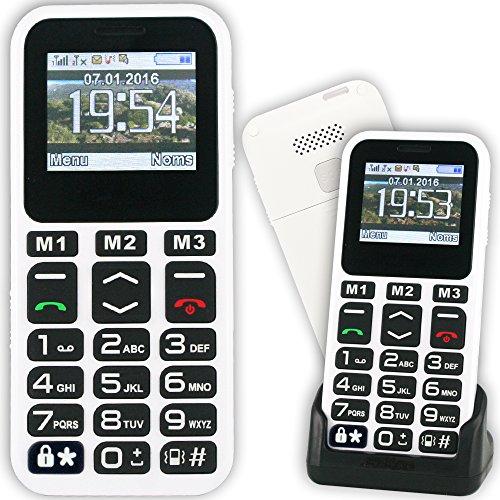 Mobiho Essentiel le CLASSIC MAX 3 - Un téléphone simple pour senior, pratique avec un beau design...