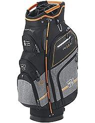 Wilson Staff Nexus Sac de golf III gror Noir/Orange