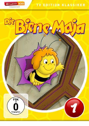 Die Biene Maja - DVD 1: Episoden 1-7