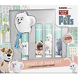 The Secret Life of Pets Gidget Balsamo Labbro - Set da 3 Pezzi