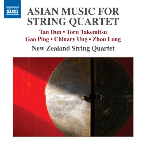 Musique D'Asie Pour Quatuor A Cordes