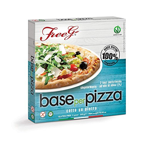 Gluten-Free Italian Pizza Dough - 2 x 190gr