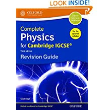 Complete Physics Revision Guide 2014: Comprehensive Revision for Cambridge IGCSE Biology (NULL)