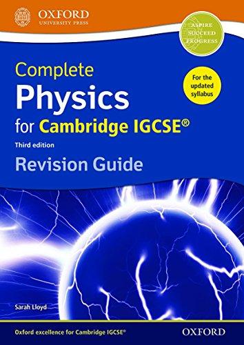 Cambridge IGCSE physics. Revised guide. Per le Scuole superiori. Con espansione online
