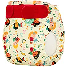 TotsBots Star parumpapum Easyfit–Pañal textil