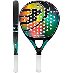 Bullpadel - Iris, color black / grey