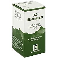 Jso Bicomplex Heilmittel Nummer 9 150 stk preisvergleich bei billige-tabletten.eu
