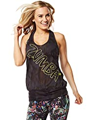 Zumba Fitness Get Hyped Up Débardeur Femme