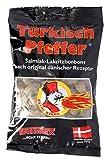 10X100g Trimex Türkisch Pfeffer aus Dänemark