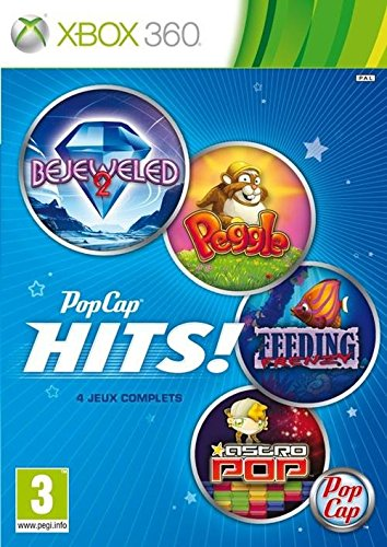 PopCap Hits ! (Popcap Games Für Xbox 360)
