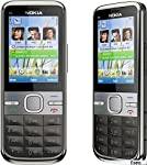 Features: 3G Data Capable, Bluetooth Enabled, Colour Screen, Email, External Memory, Gaming, GPS, Internet Browser, Music Player, Speakerphone Sim Type: Single Sim Operating System: Symbian\ Brand: Nokia The Nokia C5-00.2 as of 2011 comes with a 5-me...