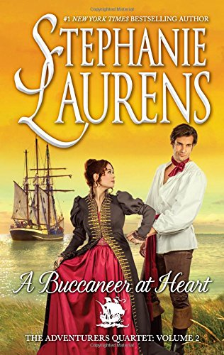 A Buccaneer at Heart (The Adventurers Quartet)