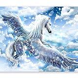 murando - Fototapete Pegasus 300x210 cm - Vlies Tapete - Moderne Wanddeko - Design Tapete - Wandtapete - Wand Dekoration - Fantasie g-C-0068-a-b