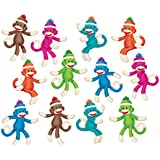 SOCK MONKEYS SOLIDS ACCENTS VARIETY