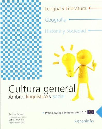 Cultura general. Ámbito lingüístico y social