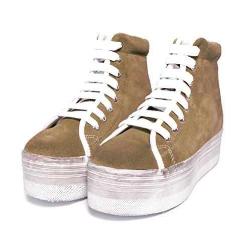 Jeffrey Campbell , Damen Sneaker Beige