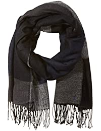 French Connection Men's Bruno Box Scarf