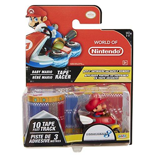 Nintendo Baby Mario mit Park Tape Racer Spielzeug