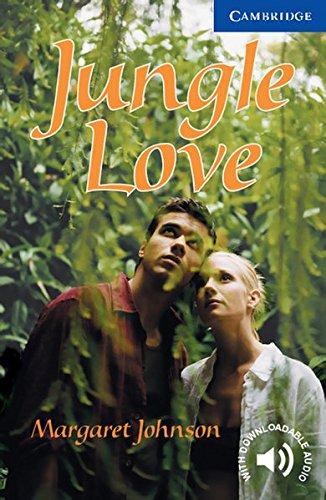 Jungle Love: Englische Lektüre für das 5. Lernjahr. Paperback with downloadable audio