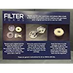 5 x Compatible with biorb Service Kit Refills Filter set sets for all models. FREE UK DELIVERY 9