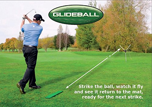 Golf Swing Training Aid to improve your swing Glideball Equipment by Glideball